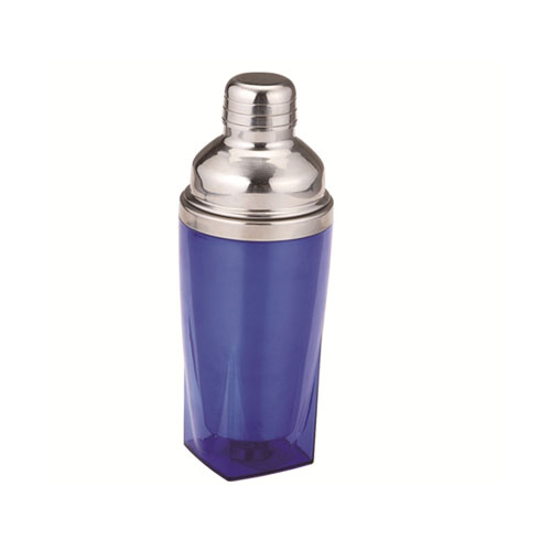 stainless steel shaker set, corktail shaker